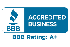 NHH Roofing Plus is Accredited by the BBB