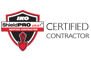 NHH Roofing Plus is an IKO Certified Contractor