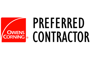 NHH Roofing Plus is a Preferred Contractor of Owens Corning